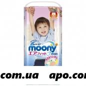 Мунимэн (moonyman) трусики д/мал 12-17 n38/xl