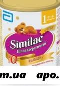 Симилак гипоаллергенный 1 смесь сух д/дет 400,0