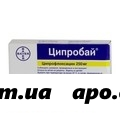 Ципробай 0,25 n10 табл п/о