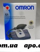 Тонометр omron s1 цифровой п/автомат