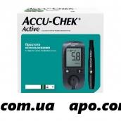 Глюкометр акку-чек актив /набор/