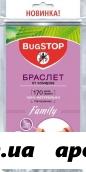 Багстоп браслет от комаров family n3