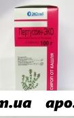 Пертуссин-эко 100мл сироп фл/инд уп