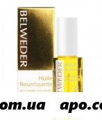 Бельведер масло д/кутикулы и ногтей регенерир 8мл