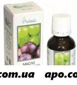 Масло виноград косточ косметич 25мл инд/уп/синам