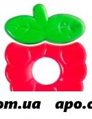 Курносики прорезыватель с водой /ягодка/