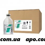 Глюкоза 5% 400мл n15 р-р д/инф/бут/ биохимик/