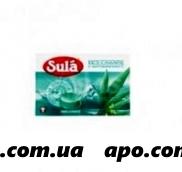 Леденцы sula б/сахара 18,0 /эвкалипт/ментол