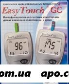 Анализатор крови easy touch глюкоза, холестерин