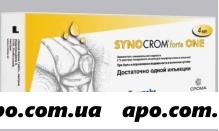 Синокром форте one 2% 4мл n1 шприц