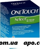 Тест-полоски one touch select n50