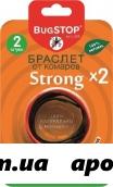 Bugstop браслет от комаров strong n2