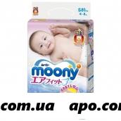 Муни (moony) подгузники 4-8 n81/s